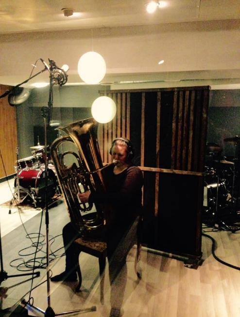 Brekken bass og event (nå også tuba)