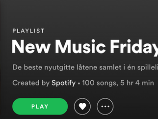 Amplify me - on New Music Friday on Spotify