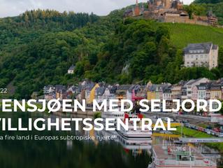 Bli med Norsk Tur og Seljord Frivilligsentral på tur i mai 2022.