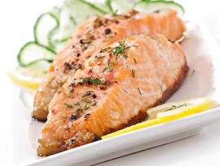 Torsdagsmiddag 11.mars Fisk