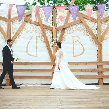 Esküvő a Luby-kastélyban
