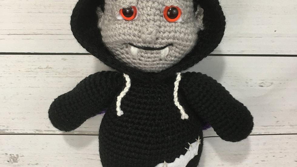PJ Pals: Victor Vampire Crochet Pattern