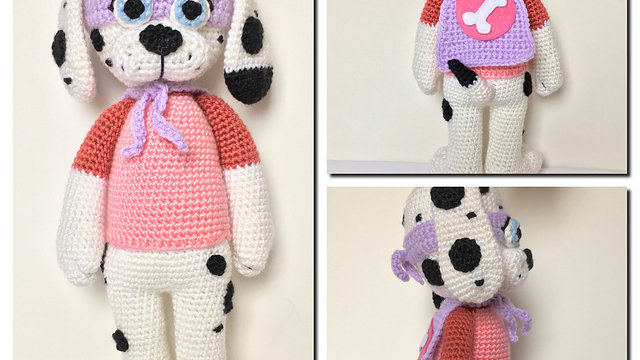 Super Penny Paws Crochet Pattern