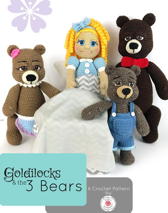 Goldilocks New Release & Contest Winners!
