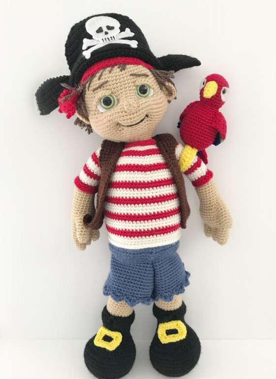 Ahoy Matey! New Pattern Release!