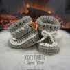 Cozy Cabin Slipper: FREE Pattern