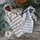 Thumbnail: Baby Bunting Sack: Crochet Pattern
