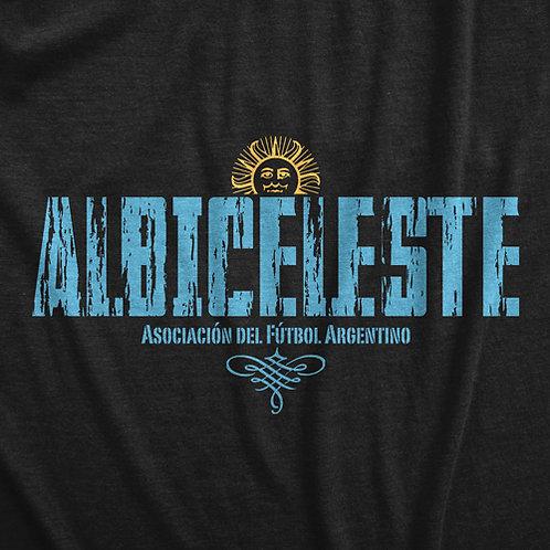 ARGENTINA 3 - ALBICELESTE