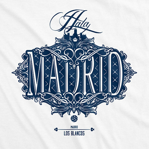 REAL MADRID 1 - LOS BLANCOS