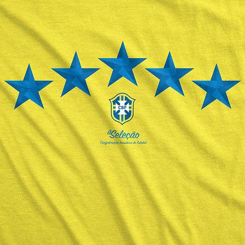 BRAZIL - 5 STAR CHAMPIONS