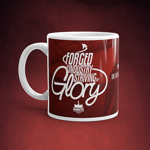 Red Devils - United Mug
