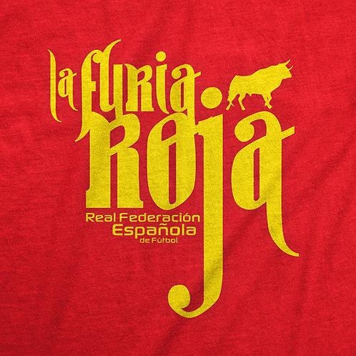 SPAIN 1 - LA FURIA ROJA