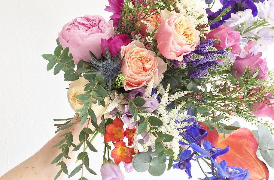 Bespoke Unique Bridal Bouquet