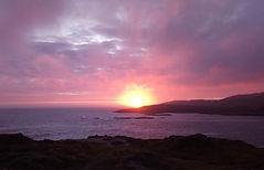 Sunset Wild Atlantic Way