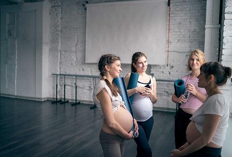 Schwangerschaftsyoga Karlsruhe