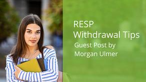 RESP Withdrawal Tips