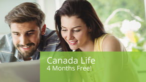 Canada Life - 4 Months of Free Premiums
