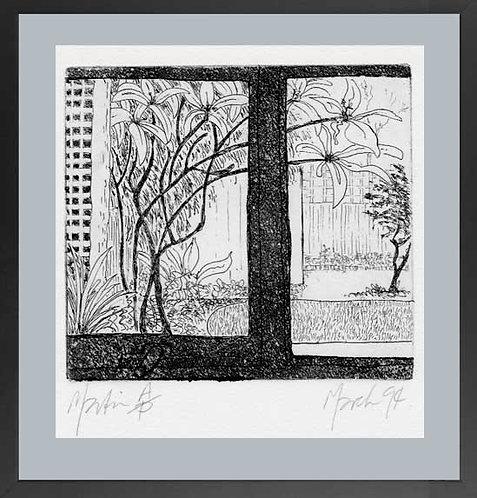 View Thru Studio Window