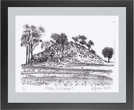 Rock Outcrop 1