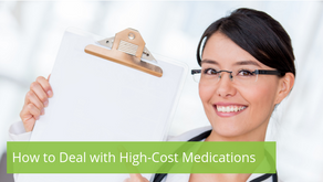 How to Deal with High-Cost Medications