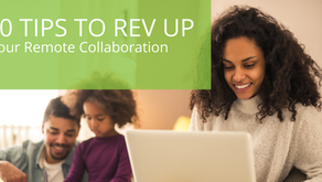 10 Tips to Rev up Your Remote Collaboration