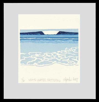 White Water Pattern