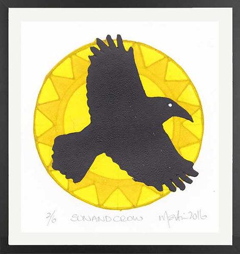 Sun and Crow
