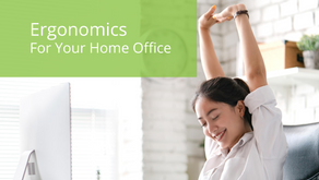 Ergonomics for Your Home Office