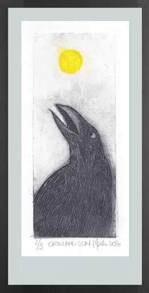 Crow and Sun
