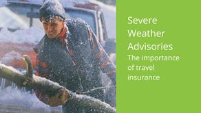 Severe Weather Advisories