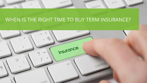 When is the Right Time to Buy Term Insurance?