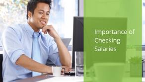 Plan Administrator Tip - Checking Salaries