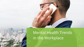 Mental Health Trends in the Workplace