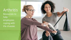 Arthritis - Resources to Help Employees Coping with the Disease