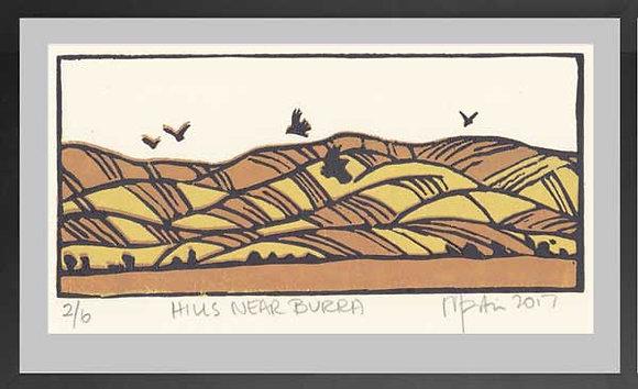 Hills Near Burra