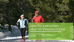 Healthy Employees = Healthy Organizations