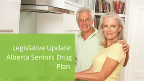 Upcoming Changes to Alberta's Provincial Drug Coverage –  Seniors Drug Plan