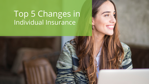 Top 5 Changes in Insurance