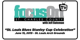 St. Louis Blues Stanley Cup Celebration