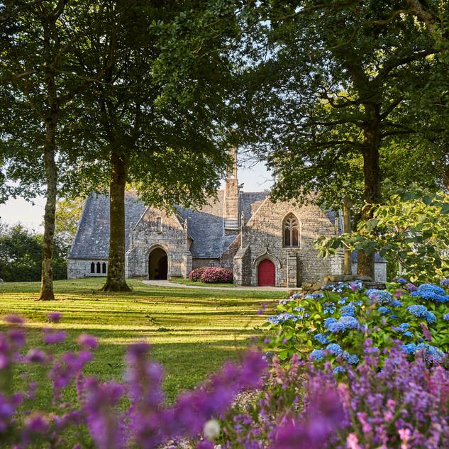 Chapelle St Jaoua à Plouvien©Alexandre Lamoureux