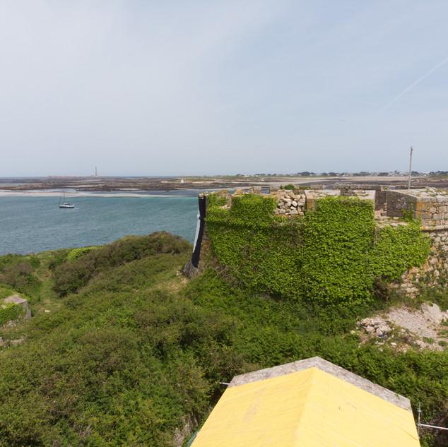 Fort Cézon-Landéda©Paul&Malo