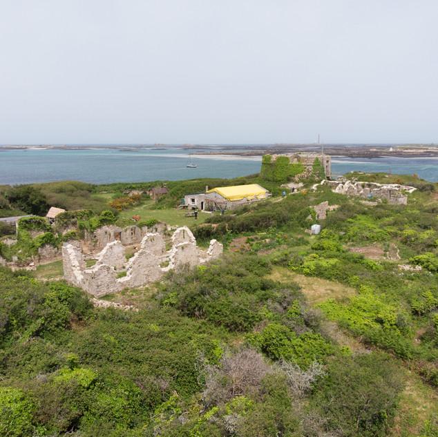 Fort Cézon à Landéda©Paul & Malojp