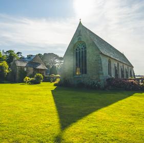 Abbaye des Anges à Landéda©Thibault Poriel
