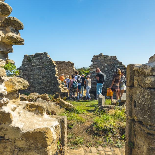 Fort Cézon à Landéda©Thibault Porielult_Po