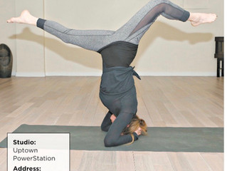 Turn your workout upside down
