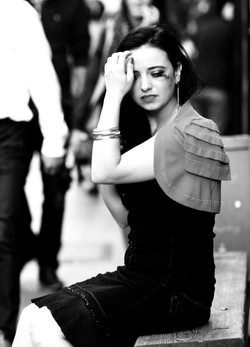 Carmen Silva by Karina Paradis, 2014