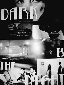 Dark is the night (2)