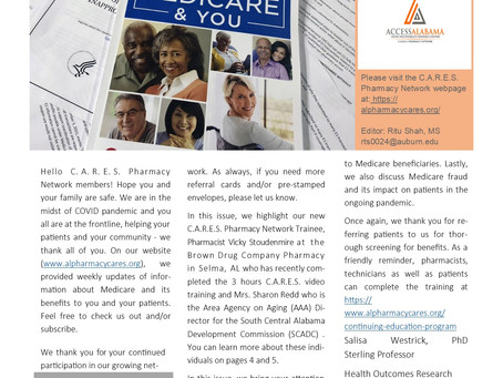 C.A.R.E.S. Newsletter - Issue 12