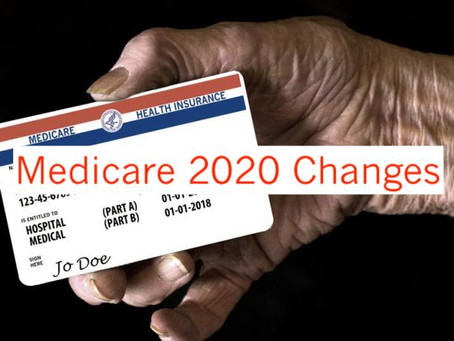 These Medicare changes may be included in the next coronavirus relief package