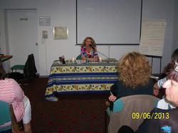 Christelle Fillol - conférence